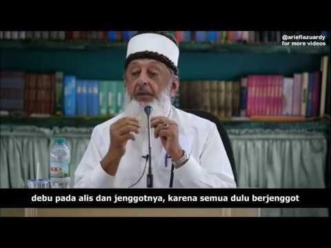 Ilmu Akhir Zaman dan Tren Peristiwa Dunia Saat Ini, Sheikh Imran Hosein Indonesian Subtitle