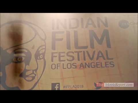 THE ASHRAM filmmaker Q&A at Indian Film Festival of Los Angeles - April 15, 2018