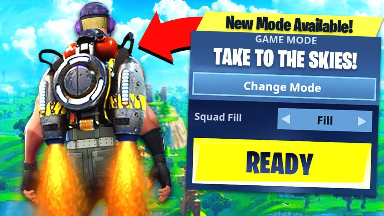 New Leaked Gamemodes Coming To Fortnite Battle Royale