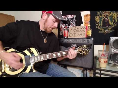 Domination Solo Cover: By Kyle Wright Jams