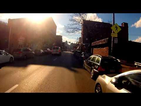 Fixie Ride thru the Strip District, Pittsburgh