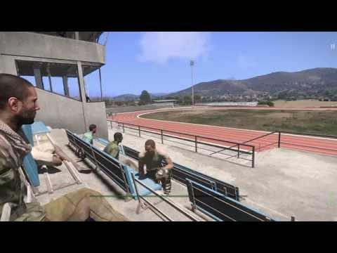ArmA 3 - Das Rennen