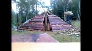 How To Build A Sauna In The Ground, Part 1
