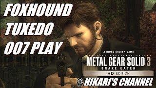 2012年にupした、MGS3 HD Foxhound タキシード縛り007Play をまとめてみ...