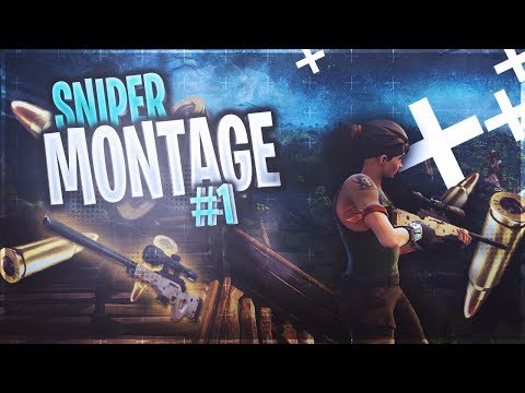 Fortnite Sniper Montage 1#
