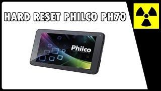 HARD RESET - Tablet PHILCO PH70   Todas as Versões PH7PR, PH7PP e PH7PB (Remover Senha)