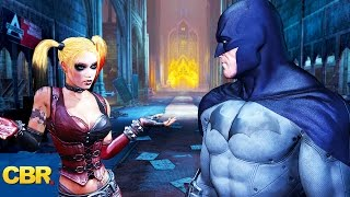 10 Epic Video Game Cutscenes That Blew Our Minds (Batman Arkham City, GTA and More)