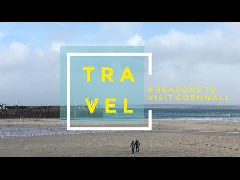 8 Reasons to Visit Cornwall