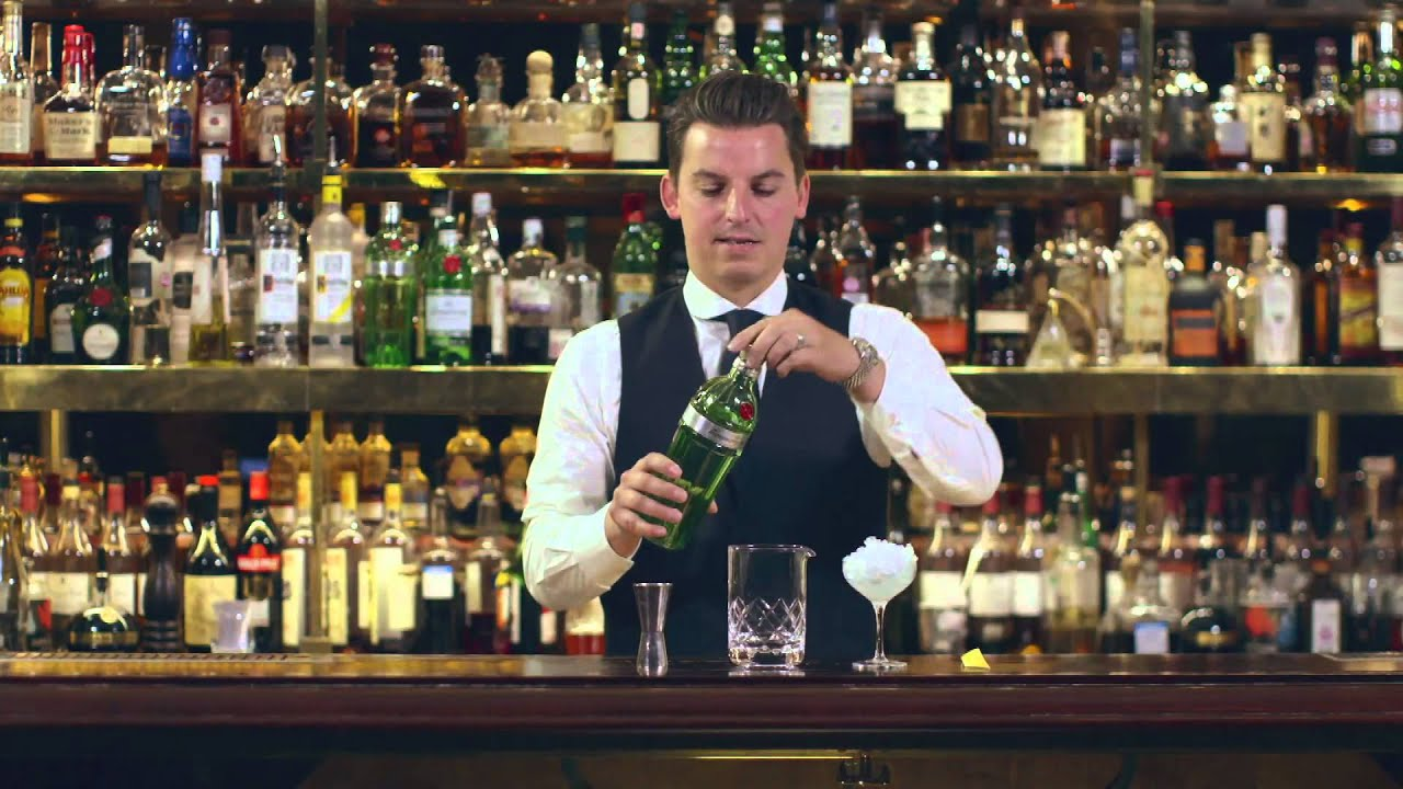 Download The Story of Tanqueray Gin | World Class Spirits