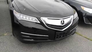 2015 Acura TLX Walkaround