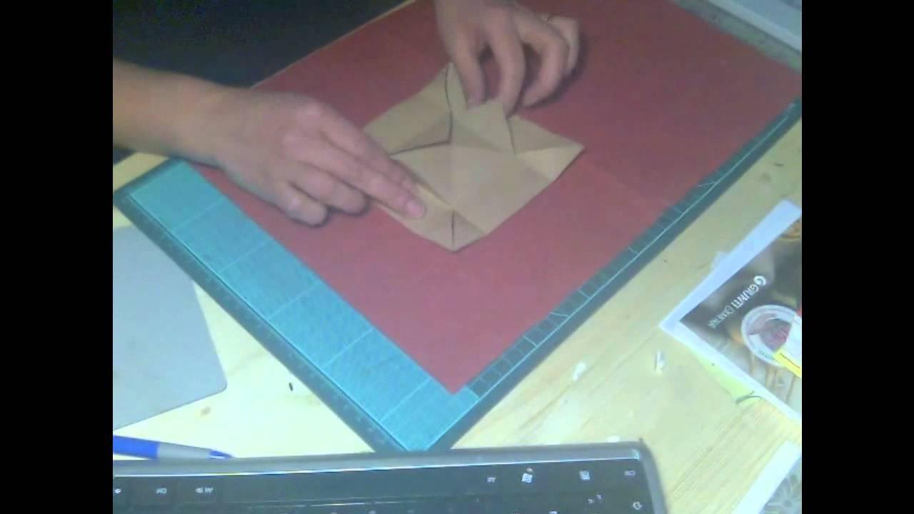 Favoloso Come creare le vostre scatoline!! (tutorial).wmv - YouTube WB95