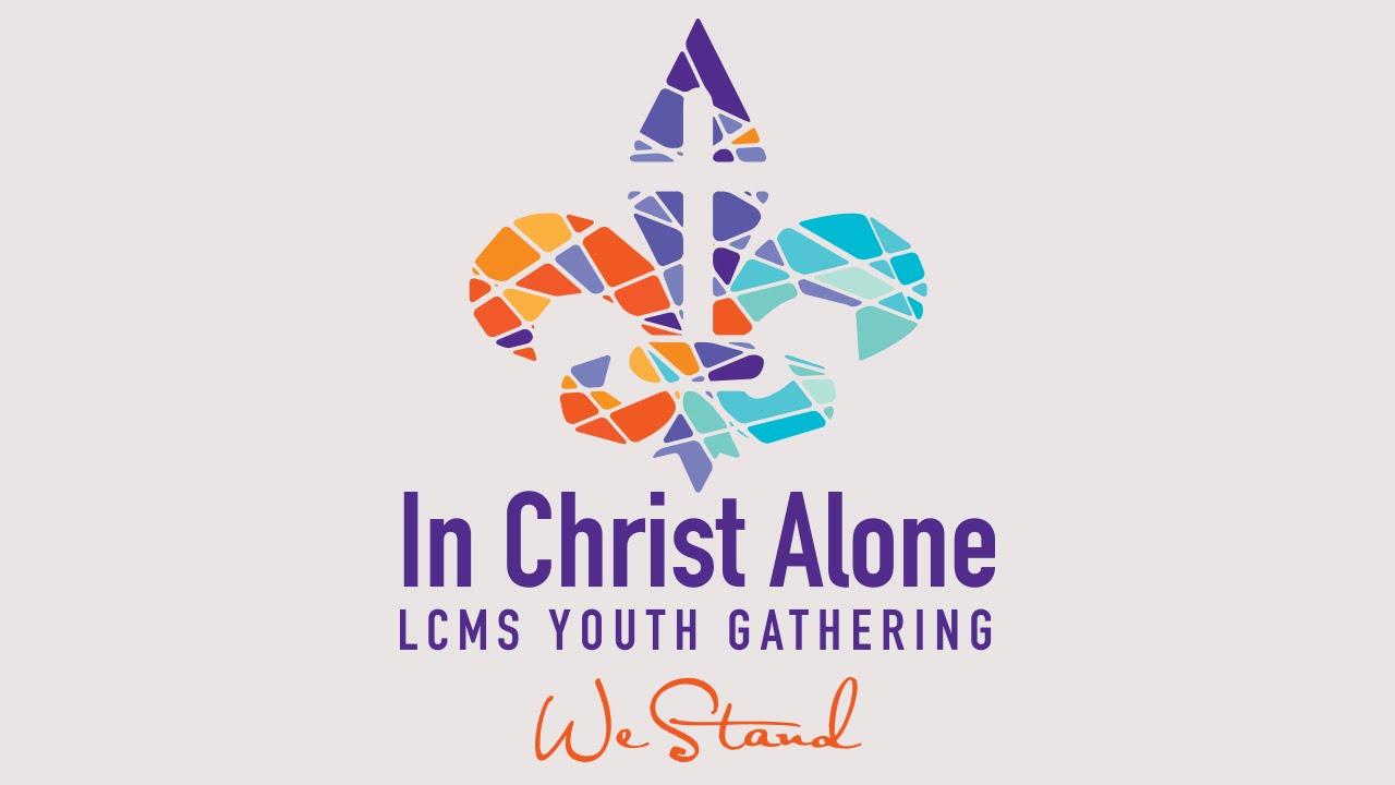 2016 LCMS Youth Gathering Logo Reveal - YouTube