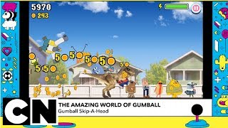 Gumball Skip A Head | PLAY NOW!  | Cartoon Network