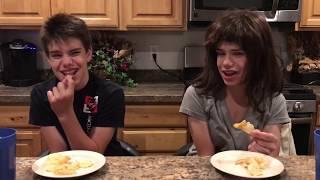SIS vs BRO Best Twin Challenge: Slime, Strength, & Spicy Food Challenge