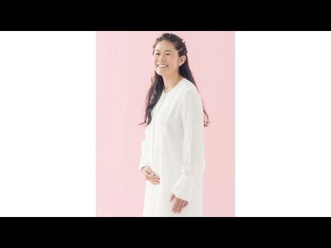 澤穂希さん、母になる期待と自覚強まる 笑顔でふっくらお腹もお披露目