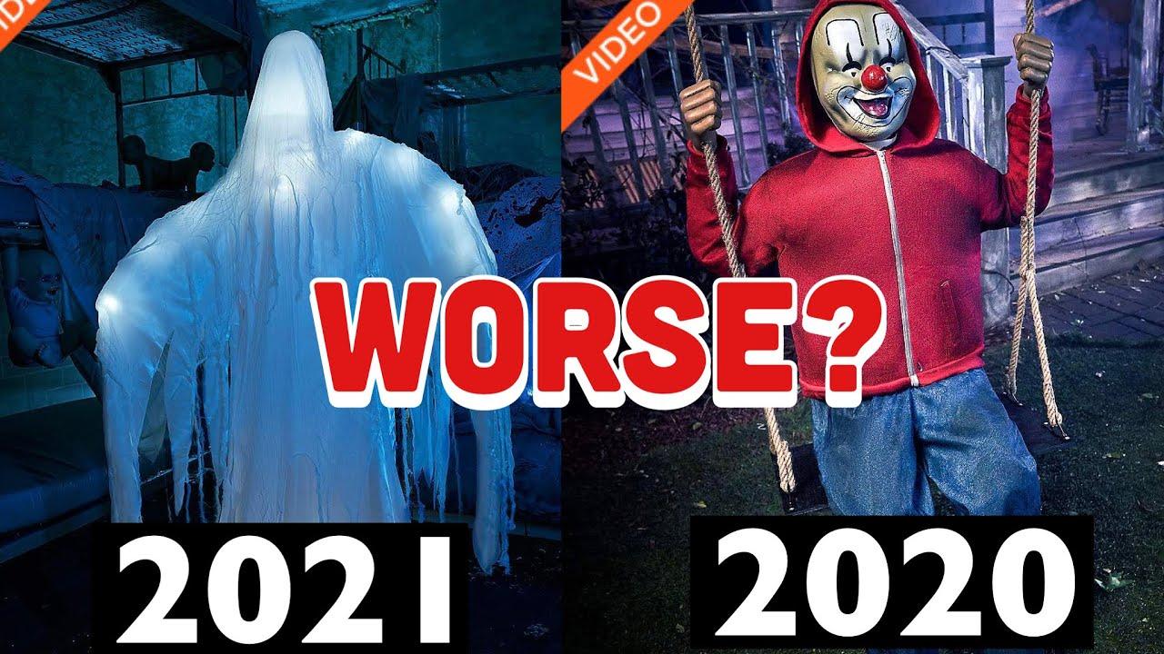 Is W.Raith the W.Orst prop ever? | Spirit Halloween sneak peeks 2021
