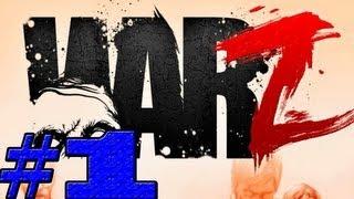 WarZ - #1 - Под покровом ночи... (Пилотная серия)