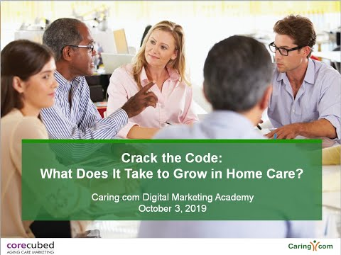 Cracking the Code: What Does It Take to Grow in Home Care