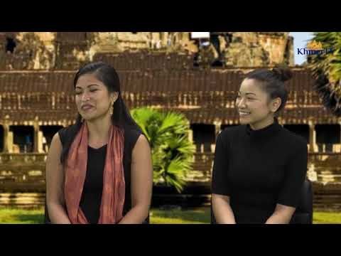THIS WEEK WITH KHMERTV - Khmer Arts Academy with CHARYA BURT Interview 11/16/17