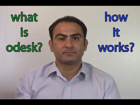 Odesk tutorial: What is Odesk and How it works?