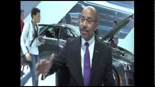Designing the new Cadillac CTS, Camaro Z/28 & Buick LaCrosse/Regal with Ed Welburn