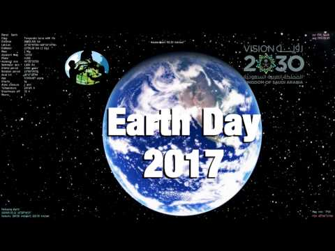 GLOBE Earth Day 2017