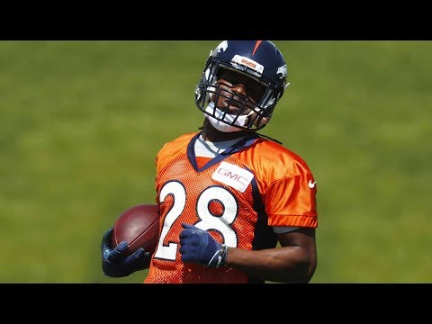 """Jamaal Charles adjusting to Denver Broncos and wants to """"be the man"""""""