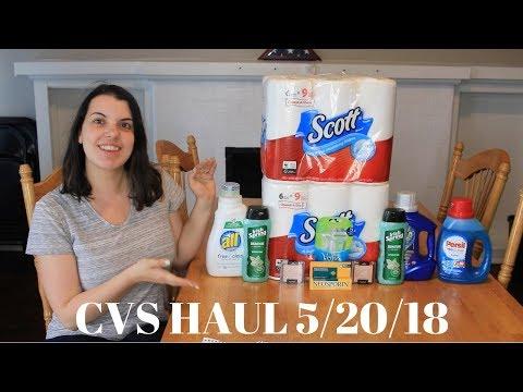 CVS Haul 5/20/18