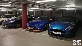 Cars Are HOME! And My GT8 is EVEN LOUDER...