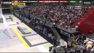 Street League Skateboarding Prelims X Games Los Angeles 2013