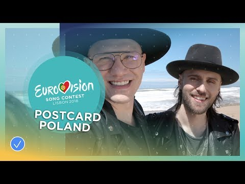 Postcard of Gromee feat. Lukas Meijer from Poland - Eurovision 2018
