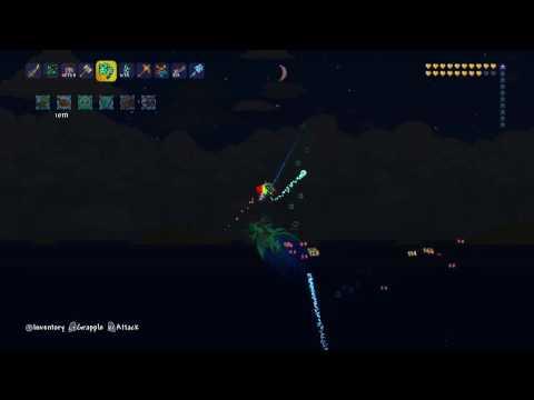 DUKE FISHOTRON VS EXE (didnt play this game since monhts) | Terraria 4#