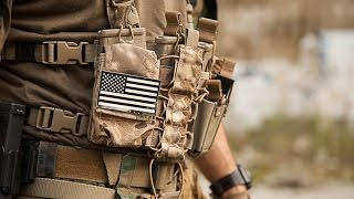 Marine Raiders | MARSOC - ''Message To Daesh''