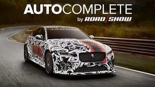AutoComplete: Jaguar's XE SV Project 8 is an undomesticated 600-HP sportskitty