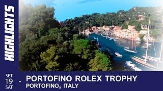Portofino Rolex Trophy. 19 Sat