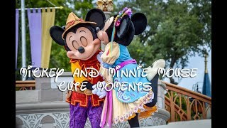 Mickey and Minnie Mouse's Cute/Romantic Moments thumbnail