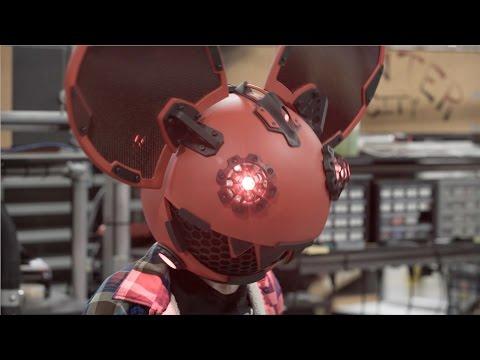 deadmau5 - Let Go Feat. Grabbitz (Cube 2.1)