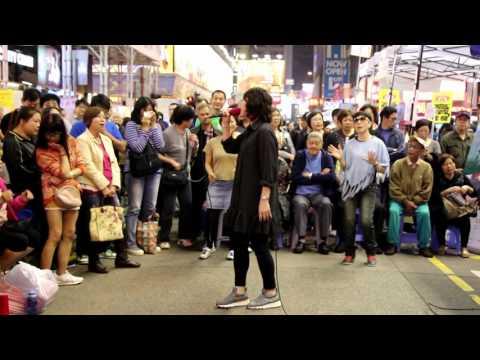 檳城艷 + 百花亭之戀 -- Ah Lam & Fanny -- 3L樂隊160319HK
