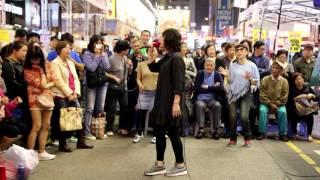 檳城艷+ 百花亭之戀-- Ah Lam & Fanny -- 3L樂隊港街頭音樂會2016年3月1...