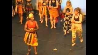 Akuaba Afro-Percussion-Ensemble Afromania Graz-Austria