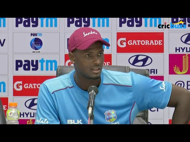Have won Test against top sides but not that many series - Jason Holder