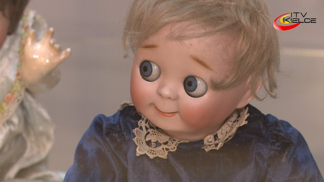 Lalka w Belle Epoque na otwarcie Akademii Off Fashion – ITV Kielce