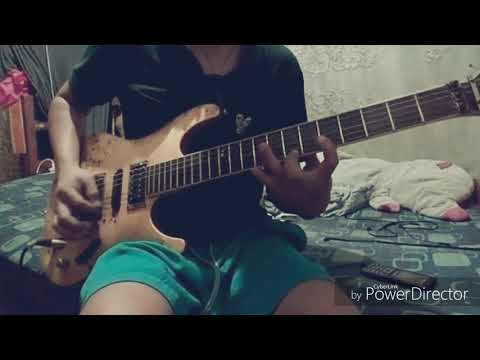 Sandali Lang-End Street-Guitar Cover By Ellizar Licayan