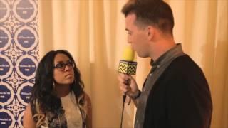 Malaya Watson: American Idol Red Carpet Interview 80's Week