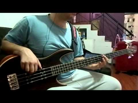 Tears For Fears - Sowing The Seeds Of Love (Bass Cover)