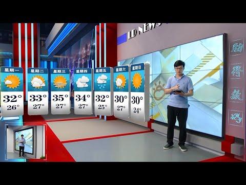 U-Studio Demo   Augmented Reality   Virtual Studio, Live Broadcast