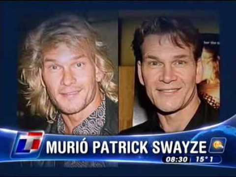 Murió Patrick Swa...