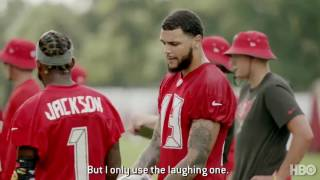 DeSean Jackson & Mike Evans on Emojis | Hard Knocks