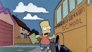 The Simpsons Sad Edit: TSUKI - Who