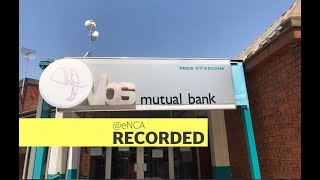 Zweli Mkhize details the state of municipalities that invested money in the embattled VBS Bank